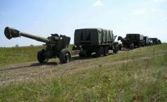 Боевики «ДНР» вывели вооружение из мест хранения