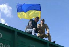 Во Львовской области спецназ дубинками разогнал участников блокады российского угля