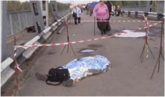 Перед блокпостом боевиков «ЛНР» «Станица Луганская» умер мужчина