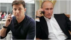 Зеленского просят обнародовать стенограммы телефонных разговоров с Путиным