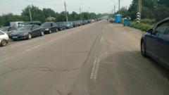 """«На """"Еленовке"""" женщины перекрывали проезд перевозчикам»: ситуация на КПП ОРДО"""