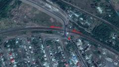 РФ перебрасывает к границе с Украиной составы с военной техникой
