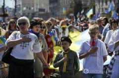 Чем не угодил День Независимости украинцам? Почему Рада решила перенести дату празднования