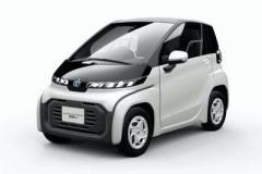 Toyota представила ультракомпактный электрокар