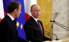 О чем Макрон и Путин договорились без Зеленского: РФ выдвинула новый ультиматум по Донбассу