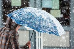 Украинцы будут встречать ноябрь с мокрым снегом