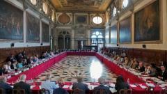 В Киев прибыла Венецианская комиссия и готовит заключение по языковому закону