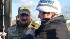 «Население поддерживает»: в штабе ООС рассказали, как проходит разведение сил на Донбассе