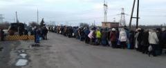 Сивохо призвал упростить пересечение линии разграничения на Донбассе