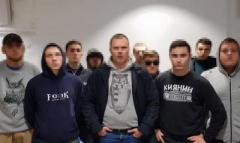 """Ультрас """"Динамо"""" оригинально ответили на обвинение в расизме"""