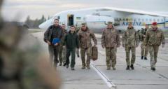 Зеленский завтра посетит Луганскую область