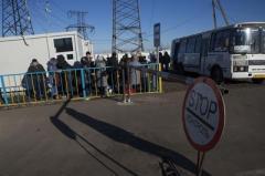Кабмин упростил порядок пересечения линии разграничения на Донбассе