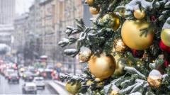 Новый год и Рождество: сколько будут отдыхать украинцы