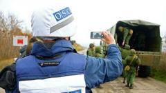 ОБСЕ подтвердила завершение процесса разведения сил возле Золотого