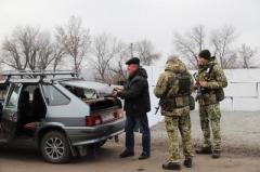 Ситуация на блокпостах Донбасса 6 декабря