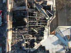Пожар в Одессе: под завалами найдено тело женщины