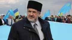 Чубаров анонсировал марш на Крым