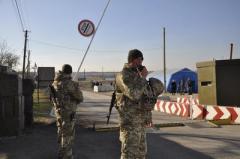 Ситуация на КПВВ в зоне ООС 7 декабря