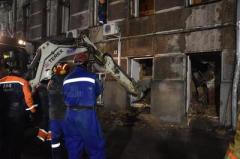 Число жертв пожара в Одессе увеличилось