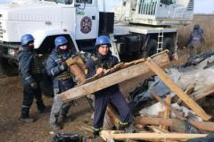 ВСУ закончили демонтаж укреплений в Богдановке