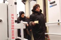 На КПВВ «Станица Луганская» установили детекторы радиации (ВИДЕО)