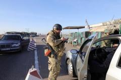 Ситуация на КПВВ Донбасса утром 11 декабря