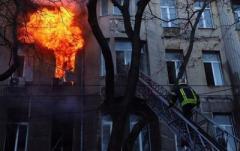 Названа сумма компенсации пострадавшим от пожара в Одессе