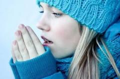 К Новому году в Украине ожидается похолодание