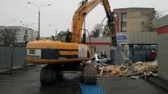 В Харькове сносят 39 объектов из-за строительства новых станций метро