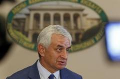 """""""Президент"""" Абхазии подал в отставку из-за протестов"""