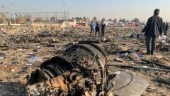 В Иране арестовали виновных в катастрофе самолета МАУ