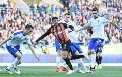 Украина обогнала Россию в рейтинге футбольных Премьер-лиг