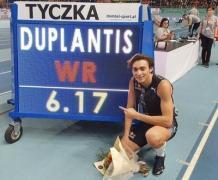 20-летний швед установил мировой рекорд в прыжках с шестом (ВИДЕО)