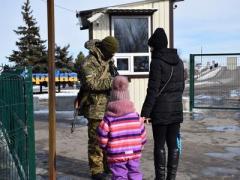 Ситуация в пунктах пропуска на Донбассе 18 февраля