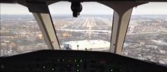 Самолет с эвакуированными из Уханя прилетел в Харьков