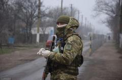 Ситуация в пунктах пропуска на Донбассе 19 марта
