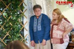 20 апреля состоится телепремьера комедии «Скажене весілля-2»