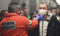 В Польше начинают ослабление карантина