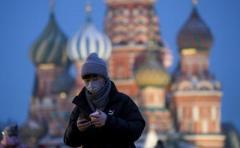 Россия вышла на пятое место в мире по числу заражений COVID-19