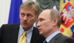 Пресс-секретарь Путина попал в больницу с коронавирусом