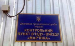 Перед КПВВ на Донбассе собрались очереди