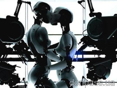 Секс роботы новинки 2012