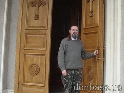 Анатолий Осипцов: «Свято-Воскресенский храм охраняю не столько я, сколько Богородица».