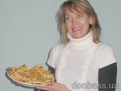 Татьяна Протасова знает, что мясо по-королевски покорит даже царственную персону!