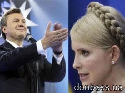 """""""Экранная битва"""" претендентов на булаву. Придет ли на дебаты Янукович?"""