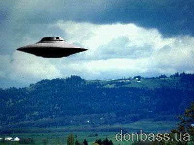 Пришельцам люб Донбасс: 2009 год побил все рекорды