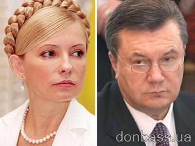 Выборы-2010. Команды кандидатов в президенты: кто стоит за Тимошенко и Януковичем?