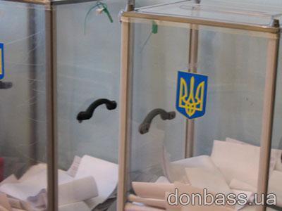"""Итоги голосования в Донбассе. Регионалы считают выборы честными, а бютовцы уже """"напрягают"""" юристов"""