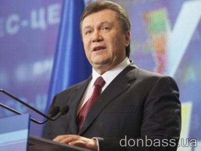 Рак-Янукович пятится... в светлое будущее