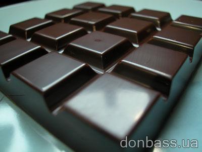 Горький шоколад улучшает работу сосудов